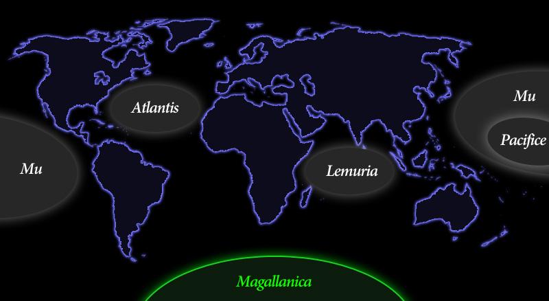 メガラニカ大陸