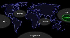 パシフィス大陸